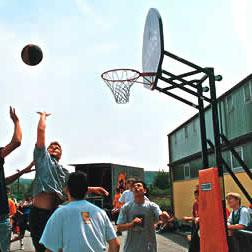 Freizeit- und Trainingsnetze