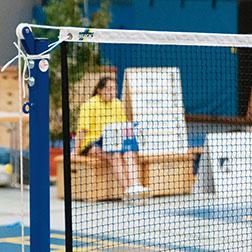 Badminton-Netze