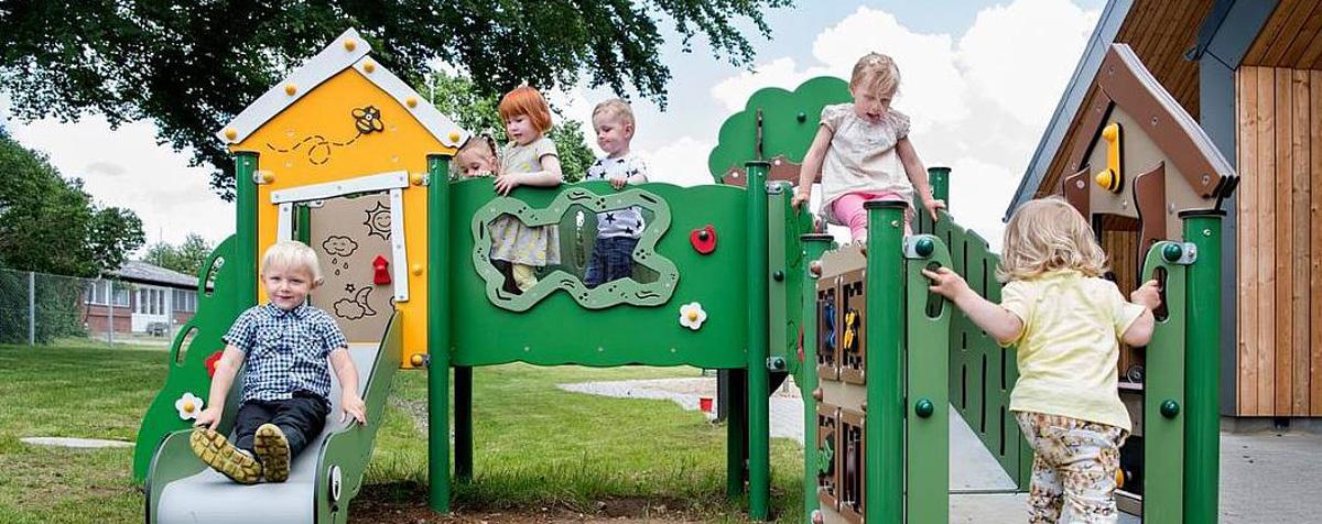 Spielgeräte für Kleinkinder