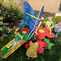 Klettergerüst für Kleinkinder