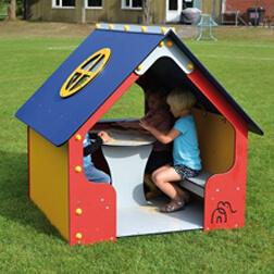 Spielhäuser aus Kunststoff
