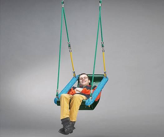 Behindertenschaukel