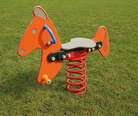 Federtier Pony