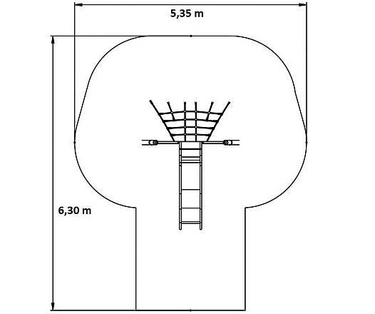 Mini-M-Rutsche