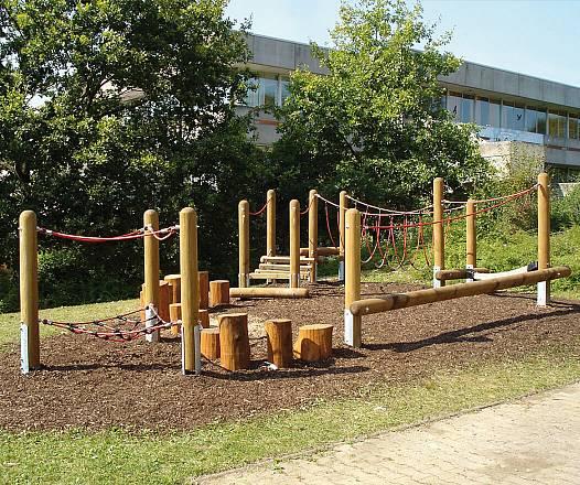 Niedrigseilgarten Weilburg