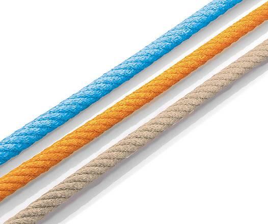 PP-Klettertau mit Knoten
