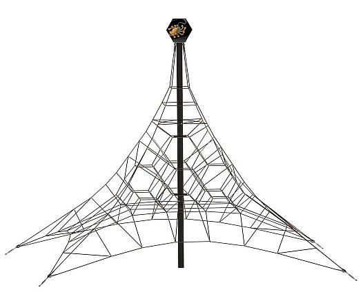 Seilpyramide SPIDER 6