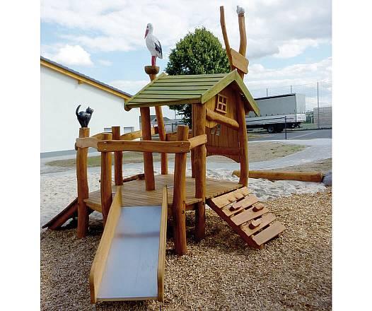 Spielhaus Storchennest