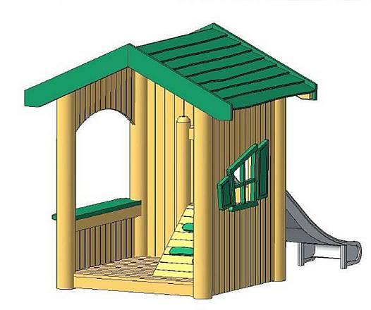 Spielhaus Mittendrin