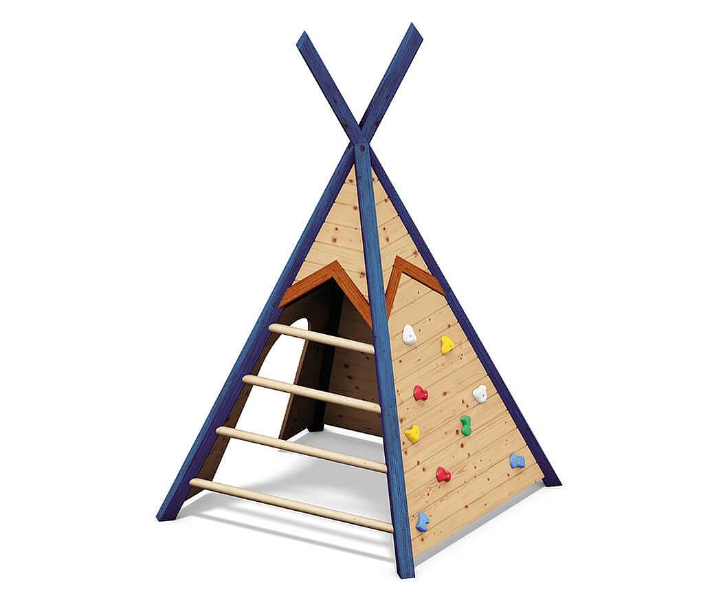 kletterger st f r kleinkinder tipi zelt hst spielger te. Black Bedroom Furniture Sets. Home Design Ideas