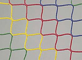 Netz aus Polypropylen, STEIF oder FLAMMHEMMEND ausgerüstet, 3 mm stark, MW 45 mm