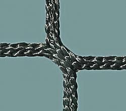 Schutznetz aus Polypropylen, flammhemmend, 5 mm stark, MW 60 mm, PREIS PRO METER!!
