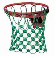 Basketball-Netz aus Herkulesseil, ca. 5 mm stark, schnitt- und reißfest
