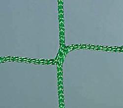 Indiaca-Turniernetz aus Polypropylen, ca. 2,3 mm stark