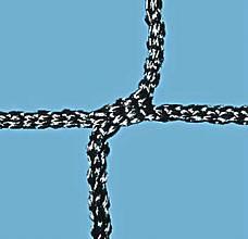 Tennisnetz aus Polypropylen, hochfest, ca. 2,3 mm stark (Freizeitnetz)