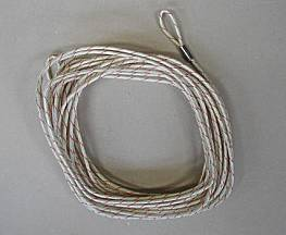 Kevlar-Spannseil, ca. 5 mm stark, für Badminton-Netze