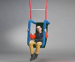Behindertenschaukel Midi