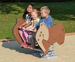 Federspielgerät Breiter Elefant