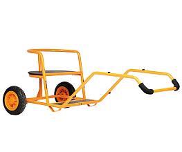 Kinderfahrzeug Rikscha