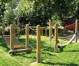Niedrigseilgarten Wibbelstetz