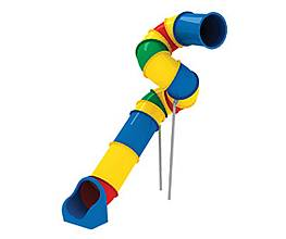 Röhrenrutsche Podesthöhe: 400 cm