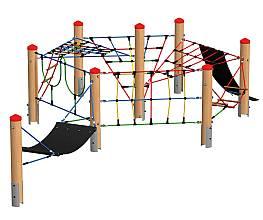 Spielanlage Wichtelwald Version 2