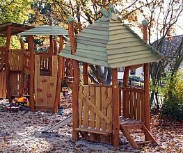 Spielhaus Kinderoase