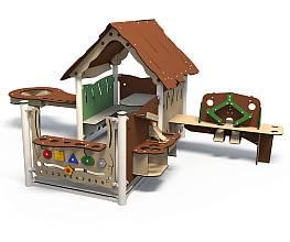 Spielhaus White
